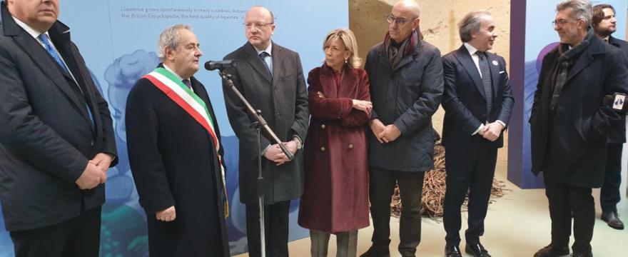 Imprese: inaugurato uno spazio a Matera per l'Italia che lavora