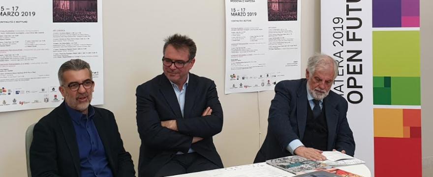 Matera2019, con Modena un programma per coltivare la cultura