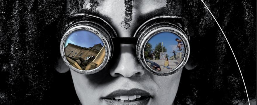 Matera 2019, ecco gli occhialini da temponauta