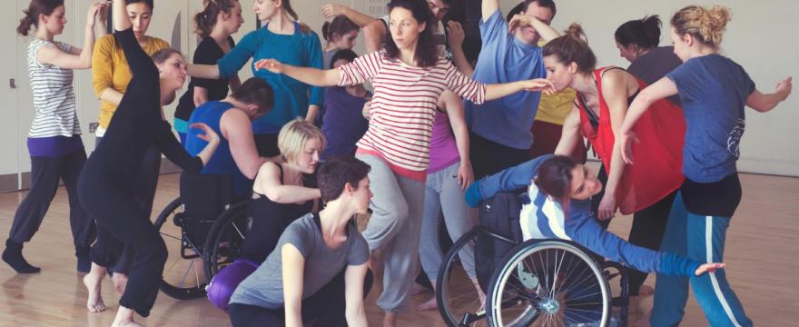 Matera 2019, Chiamata Pubblica per il Laboratorio di danza inclusiva nell'ambito del progetto Movimento libero