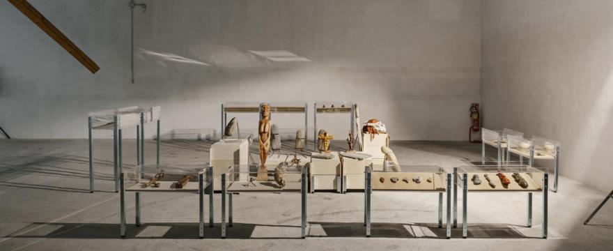 Matera2019: I-DEA, inaugura Visione Unica a cura di Studio Formafantasma.
