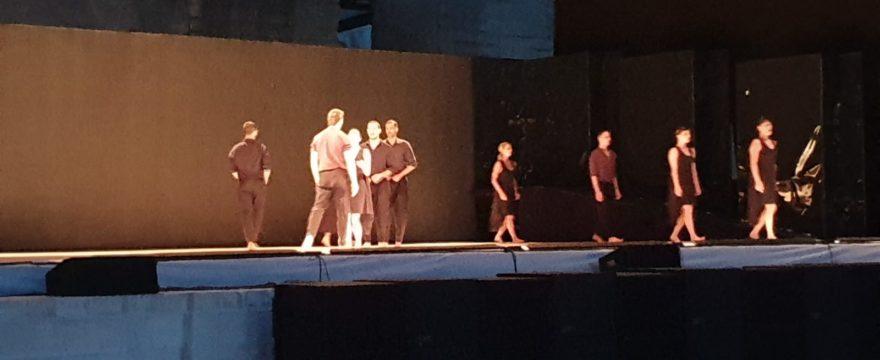Matera 2019, il tema della vergogna e il processo di co-creazione nello spettacolo della Vertigo Dance Company