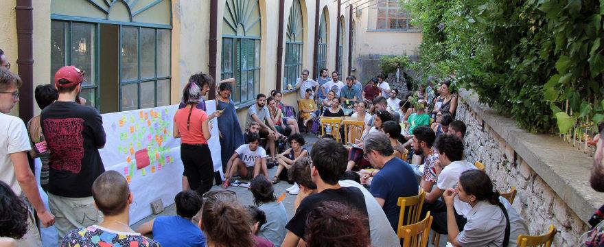 Matera 2019, al via i laboratori della Scuola Open Source con i giovani da tutta Italia